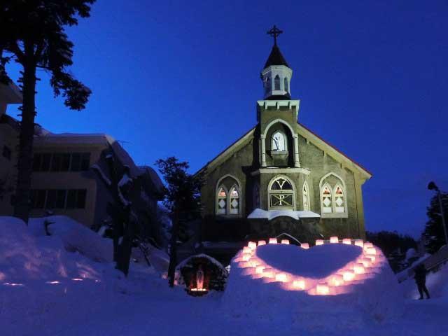 カトリック小樽教会富岡聖堂