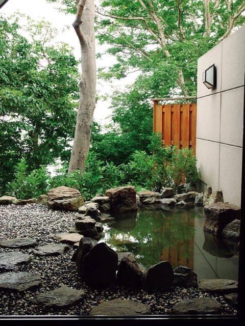 ウトロ温泉夕陽台の湯