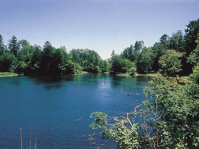 太郎湖・次郎湖