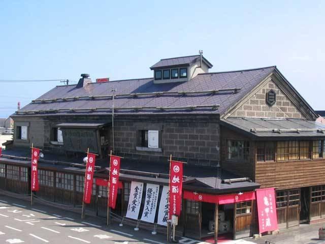 田中酒造 亀甲蔵