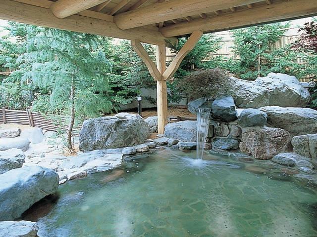 小樽天然温泉湯の花「手宮殿」