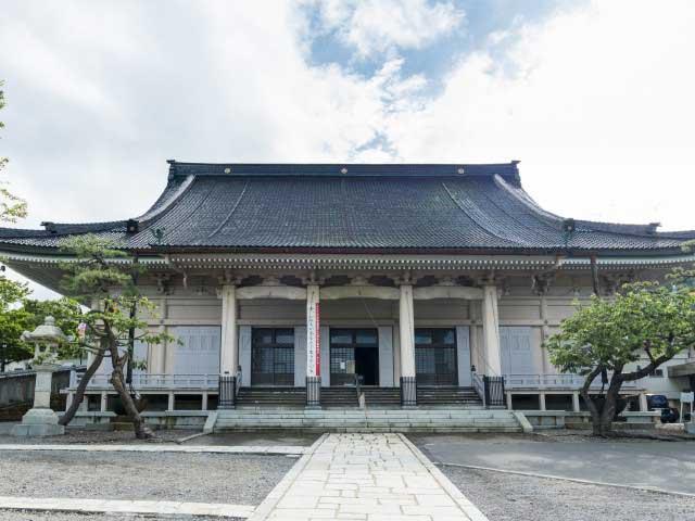 東本願寺(函館別院)
