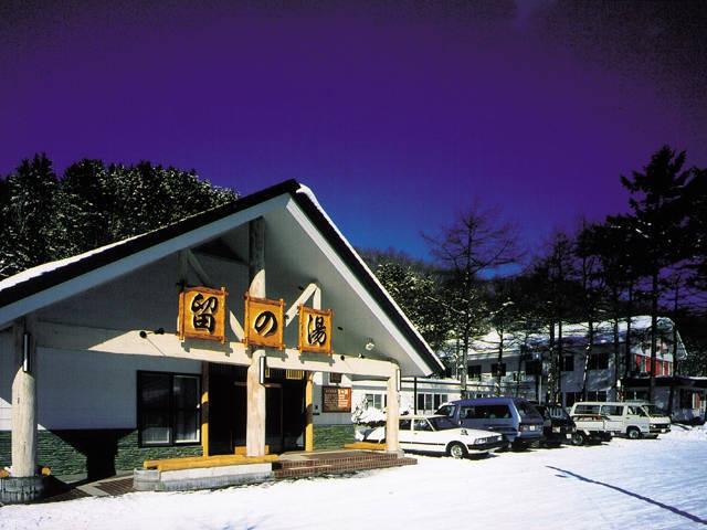 東大沼温泉 旅館 留の湯(日帰り入浴)