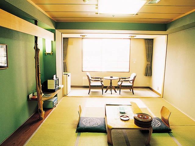 大雪山白金観光ホテル(日帰り入浴)