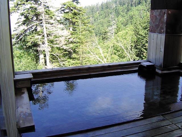 十勝岳温泉 カミホロ荘(日帰り入浴)