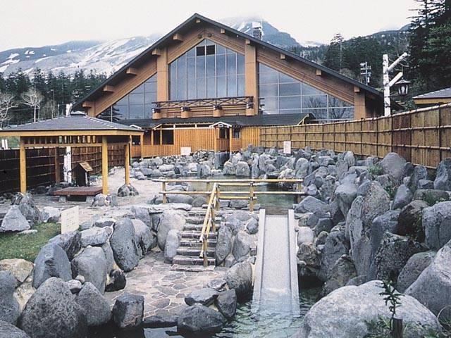 吹上温泉保養センター白銀荘(日帰り入浴)