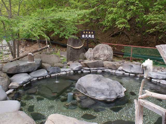 芽登温泉ホテル(日帰り入浴)