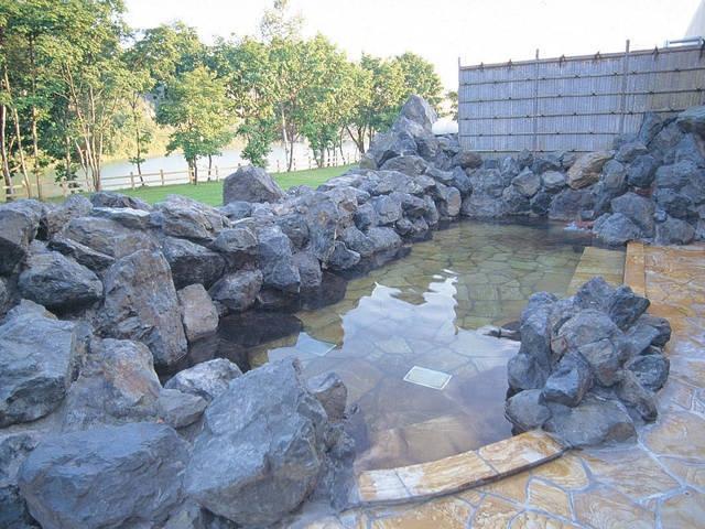 湯宿 くったり温泉レイク・イン(日帰り入浴)