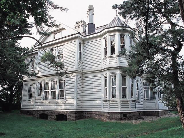 遺愛学院旧宣教師館