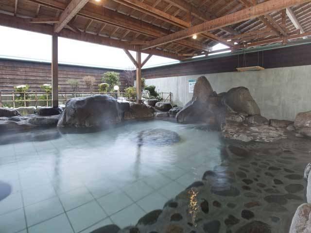 小樽天然温泉 湯の花 朝里殿