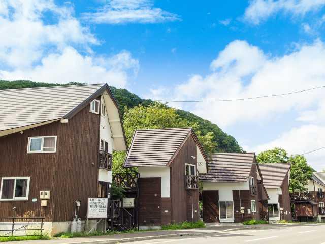 ウィンケルビレッジ朝里川温泉オートキャンプ場(キャンプ場)