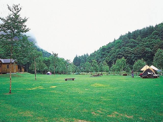 本別町静山キャンプ村