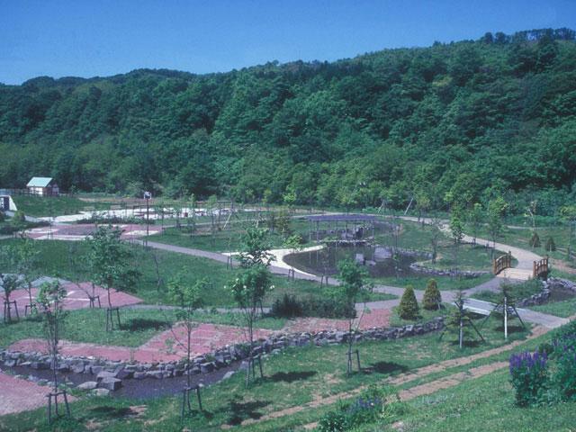 真駒内ダム公園