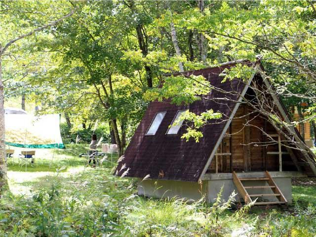 ニニウキャンプ場