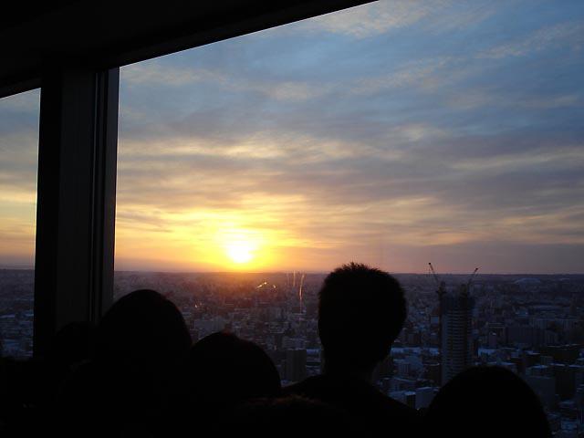 JRタワー展望室タワー・スリーエイト