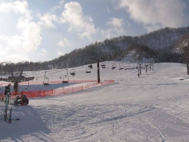 新十津川町そっち岳スキー場