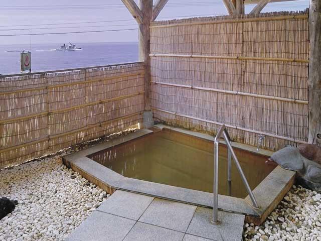 夕映えの宿 国民宿舎 桂田(日帰り入浴)