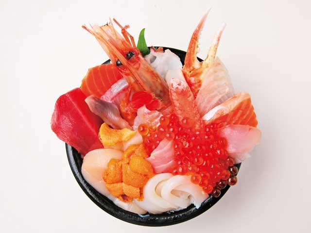 海鮮処 魚屋の台所 札幌二条市場