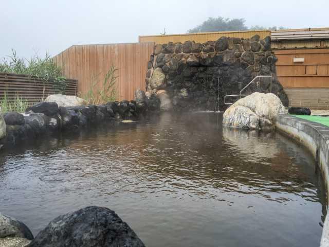 ゆうばり温泉 ユーパロの湯