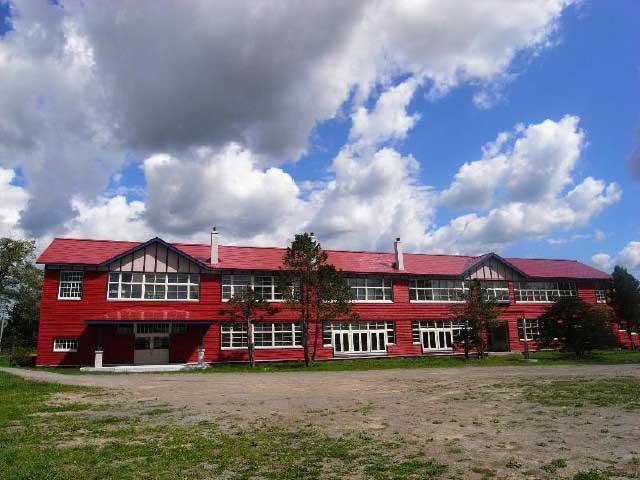 雨煙別小学校コカ・コーラ環境ハウス