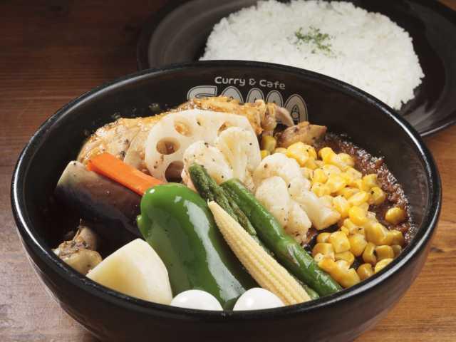 Curry&cafe SAMA 北大前店