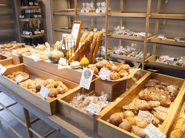 boulangerie coron 本店
