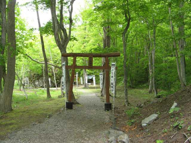 大沼駒ケ岳神社