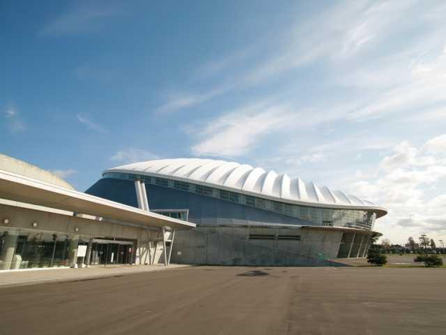 札幌市スポーツ交流施設コミュニティドーム