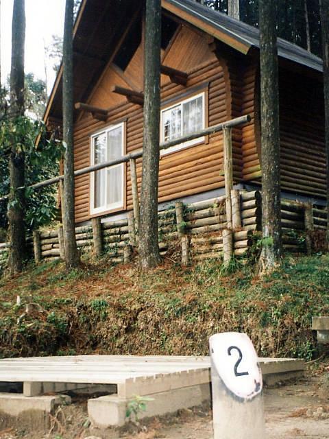 千葉県立大多喜県民の森キャンプ場