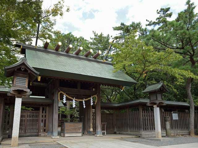 意富比神社(船橋大神宮)