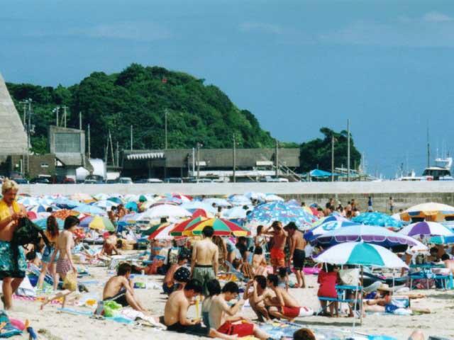 岩和田海水浴場