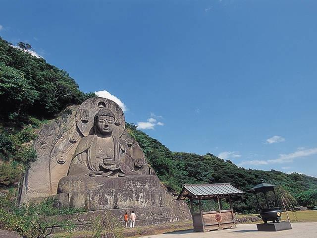 鋸山・日本寺