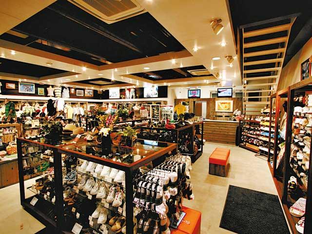 THE SUNS 一宮店