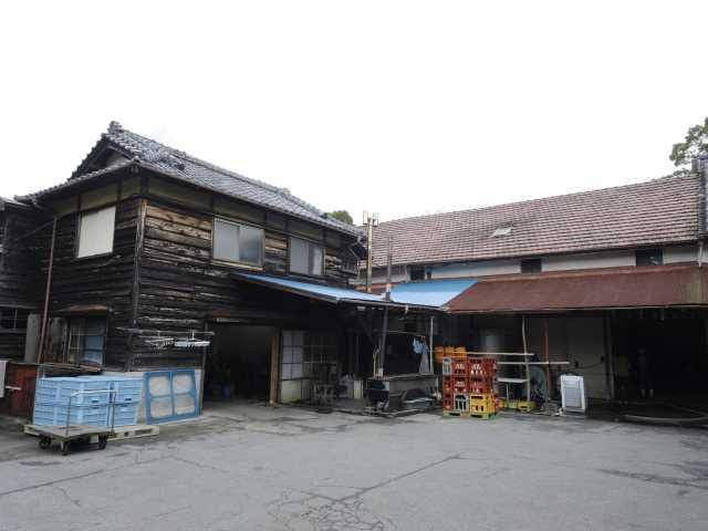 和蔵酒造 竹岡蔵(見学)