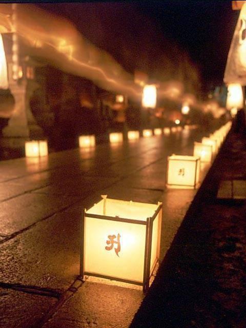 高野山萬燈供養会