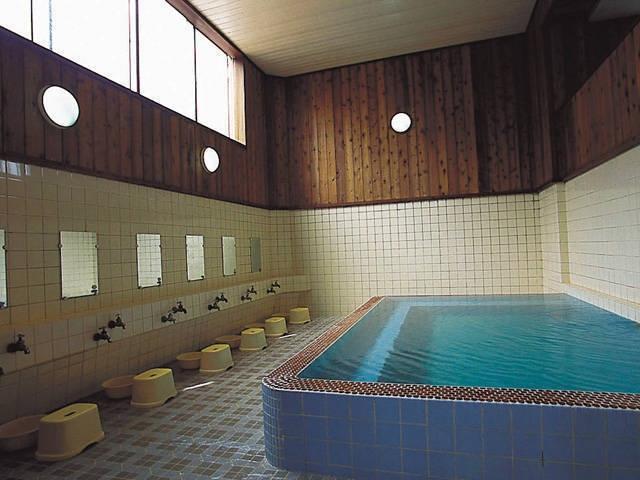 天然温泉公衆浴場はまゆ
