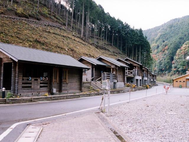 宮代オートキャンプ場(ふれあいの里龍神)