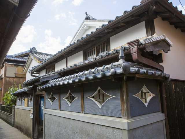 湯浅重要伝統的建造物群保存地区