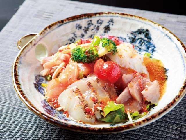 旬菜美味温泉料理 和華