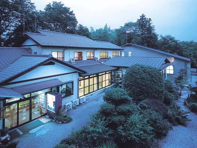 秩父小鹿野温泉旅館 梁山泊(日帰り入浴)