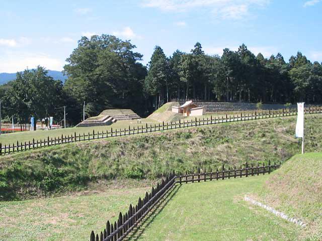 鉢形城公園
