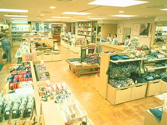 秩父地場産センター物産館