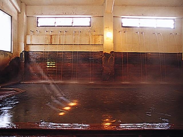 筋湯うたせ大浴場