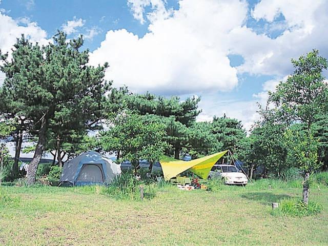 久住山荘南登山口キャンプ場