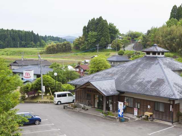 七里田温泉館