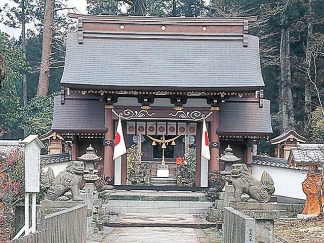 宇奈岐日女神社(六所宮)