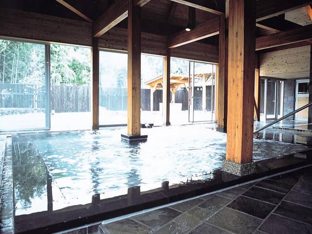 山香温泉 風の郷(日帰り入浴)