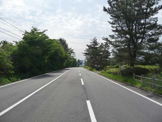 北滝ロマン道路