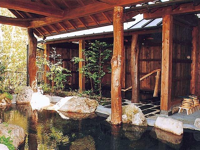 名水の宿 宝珠屋(日帰り入浴)