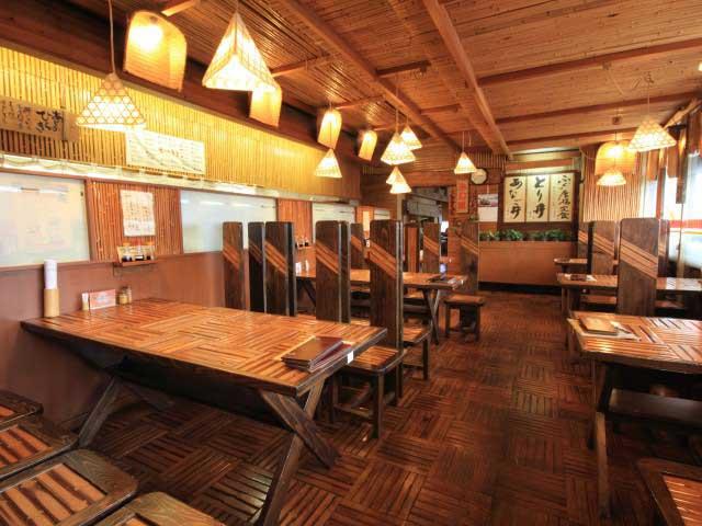竹のレストラン ちくし